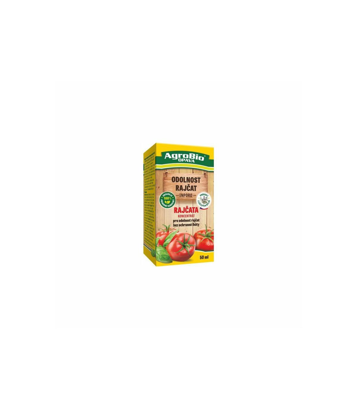 Koncentrát na paradajky - AgroBio - ochrana rastlín - 50 ml