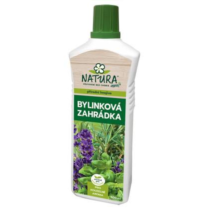 Tekuté prírodné hnojivo pre bylinky - Natura - 0,5 l